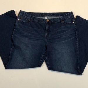 Jennifer Lopez Bootcut Jeans Size 18